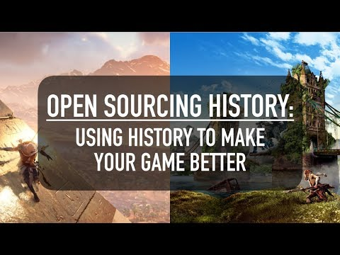 Open Sourcing History: Using History to Make Your Game Better