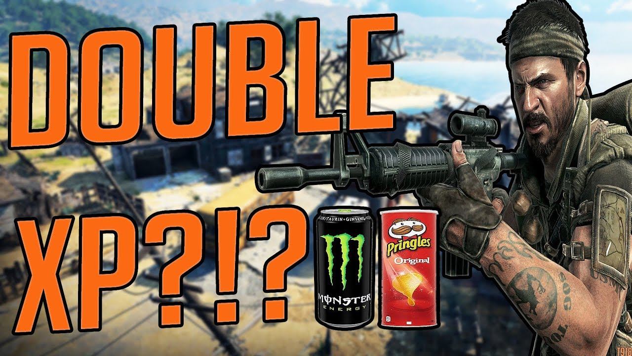black ops 4 double xp codes pringles