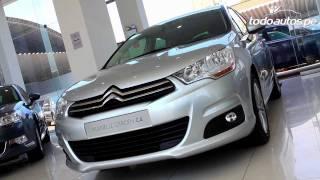 Nuevo Citroën C4 en Perú I Video en Full HD I Presentado por Todoautos.pe