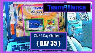 🎯The ONE A Day Challenge with NADEX [ Day 35 ]   #TeamAlliance