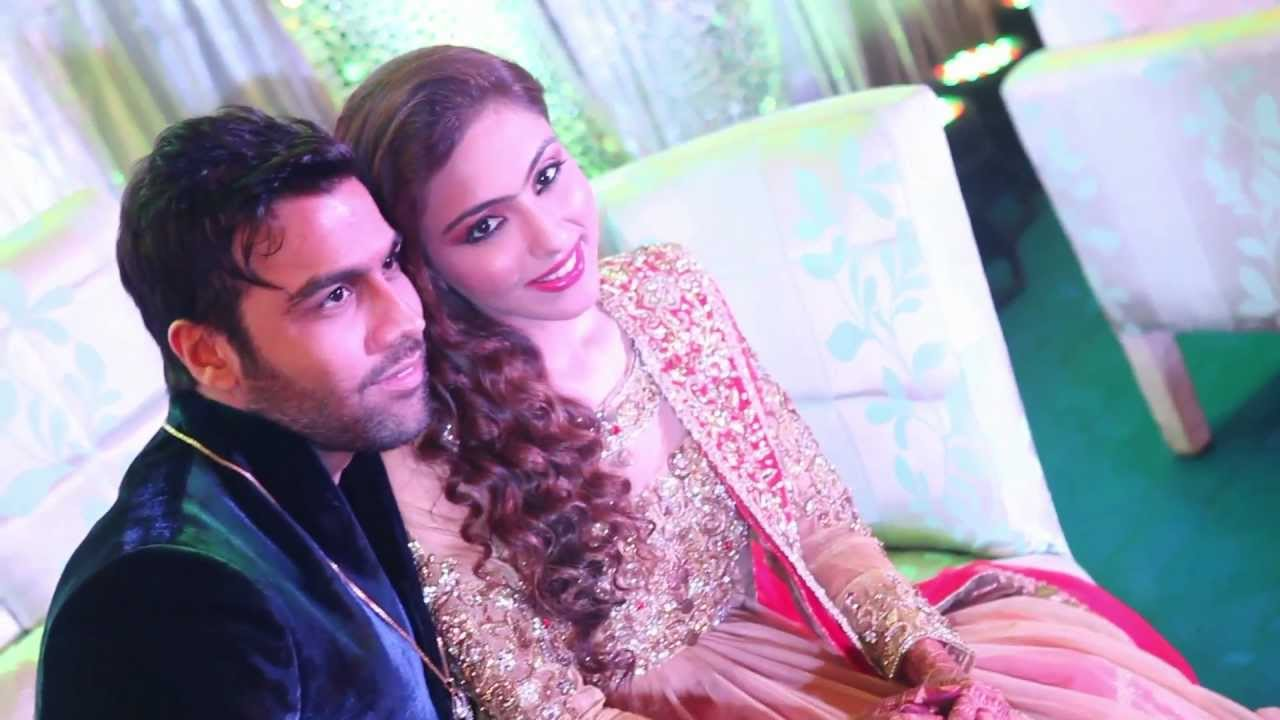Engagement Ceremony of Karan & Ishleen - YouTube