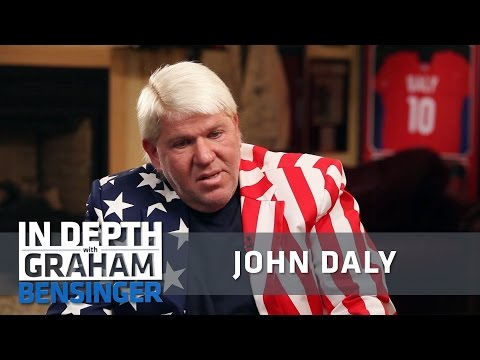 John Daly: I've Beat Up My House, But Never My Wife