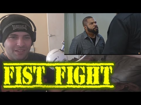 Fist Fight - Official Trailer [HD]  Reaction