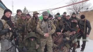 Чеченцы на Донбассе - Айдар от нас бегают, новости украины сегодня, донбасс сегодня, новости днр