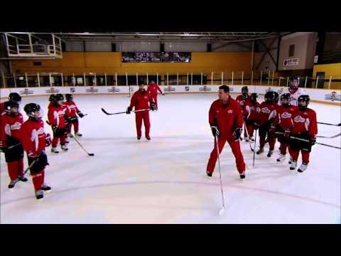 NHL Skills: Stops From Canadian Tire Hockey School