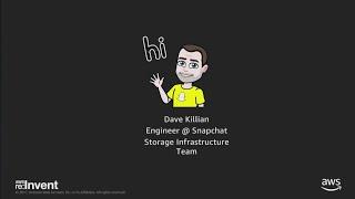 AWS re:Invent 2017: Snapchat Stories on Amazon DynamoDB (DAT325)