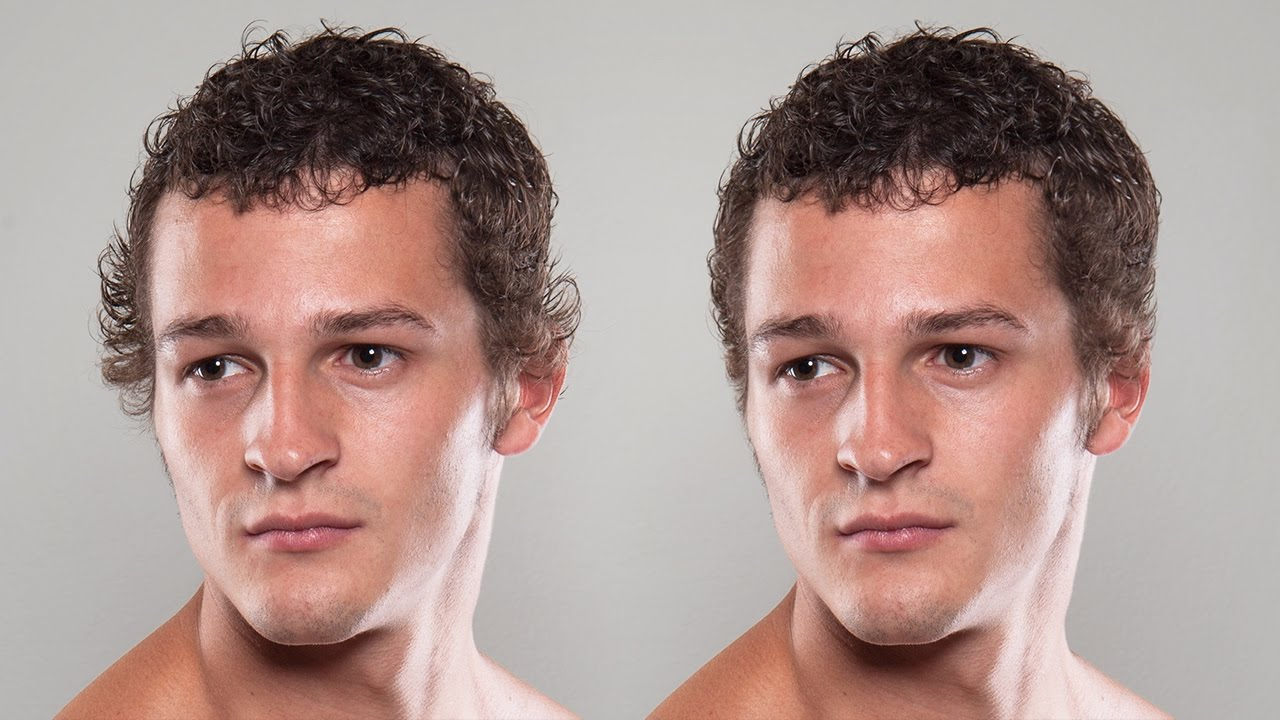 The Most Natural Way to Trim Extra Hair in Photoshop