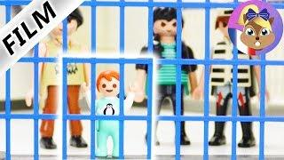 Film Playmobil en français - EMMA en PRISON! Histoire de prison - Série pour enfants Famille Brie