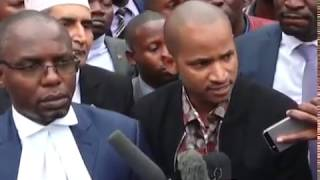 Babu Owino wins election petition at Court of Appeal