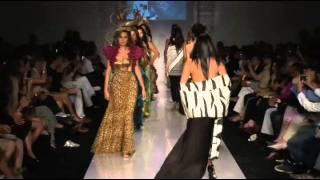 Beauty Queens Final Walk - Green Fashion Miami - CON ESTILO TV