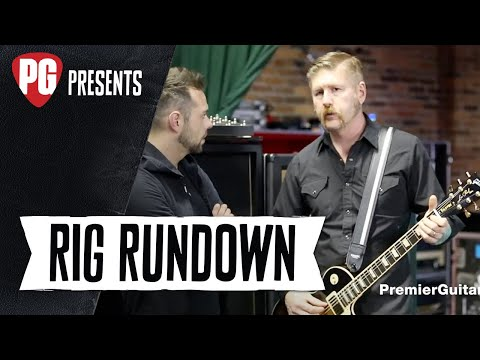 Rig Rundown - Mastodon's Brent Hinds, Bill Kelliher, And Troy Sanders