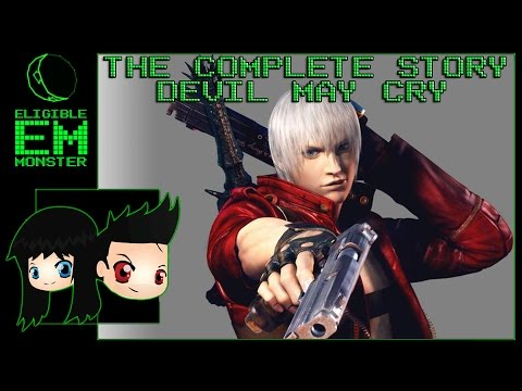 Complete Story - Devil May Cry - Prologue Game!