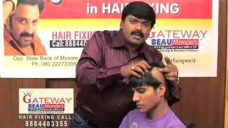 Hairfixing by Dr Xavier
