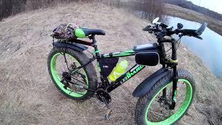 Мой фэтбайк | Велосипед | Велосипед вездеход