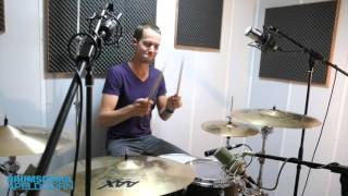Bastille - Things we lost in the fire (Drumschool Apeldoorn Free Drumscore) by Bart den Ouden