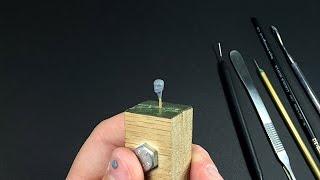 Sculpting Miniatures - Sculpting Faces