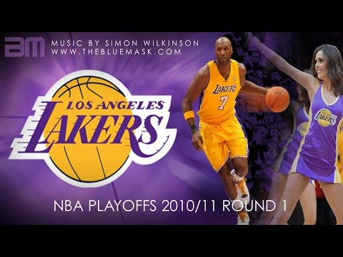 Orchestral trailer music: L.A. Lakers NBA Playoffs 2010/11 Round 1