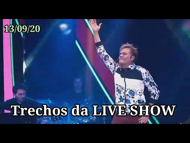 Trechos da Live Show Márcio Cardoso ComVida!