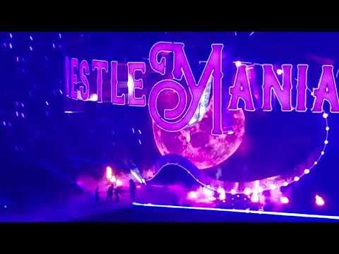 The Undertaker returns at Wrestlemania 34