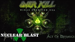 OVERKILL – Wings Over The USA (OFFICIAL TOUR TRAILER)