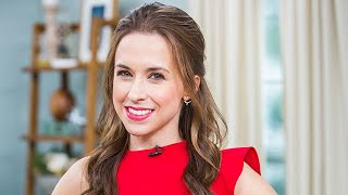 Lacey Chabert Talks Love, Chocolate and Romance - Home & Family
