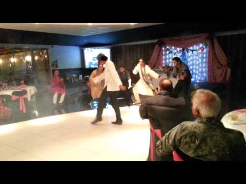 Dancing with the Stars Bollywood style