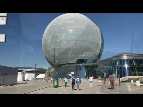 EXPO 2017 FUTURE ENERGY (Astana Kazakhstan)