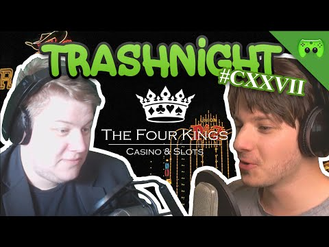 TRASHNIGHT # 127 - The Four Kings Casino & Slots «» Let's Play The Four Kings Casino & Slots | HD