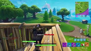 Sniping Someone Driving a Golf Kart