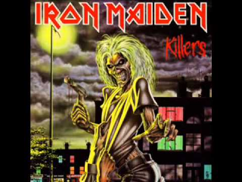 Iron Maiden Killers 1981 Vinyl Full Album Youtube