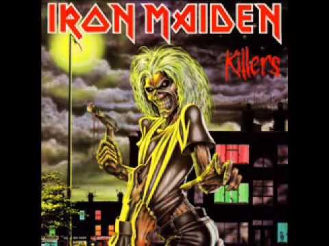 Iron Maiden Killers 1981 Vinyl Full Album Youtube