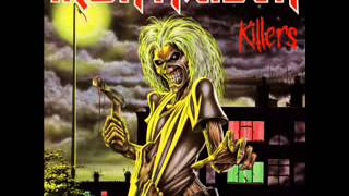 Iron Maiden - Killers/1981 vinyl full album