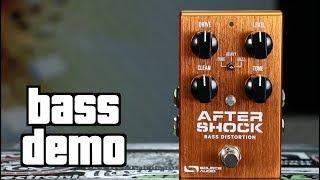 Source Audio Aftershock Bass Demo