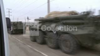 UKRAINE: RUSSIA PLANS TO BUILD A BRIDGE TO CRIMEA
