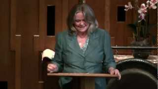 "Rev. Karen Lindvig Sermon ""Expect the Great""—Seattle Unity Church—09-30-2012"