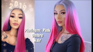 Hair Transformation   Watch Me Slay This Wig From Start To Finish !   Supernova Hair