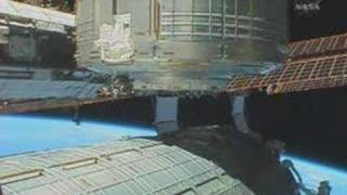 STS-124 - JLP INSTALLATION ON JEM-PM ZENITH PORT- View ISS