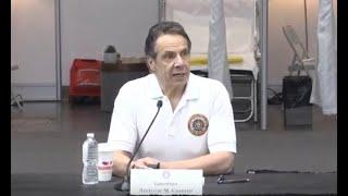 WATCH: New York Gov. Cuomo provides a coronavirus update - 3/27 (FULL LIVE STREAM)