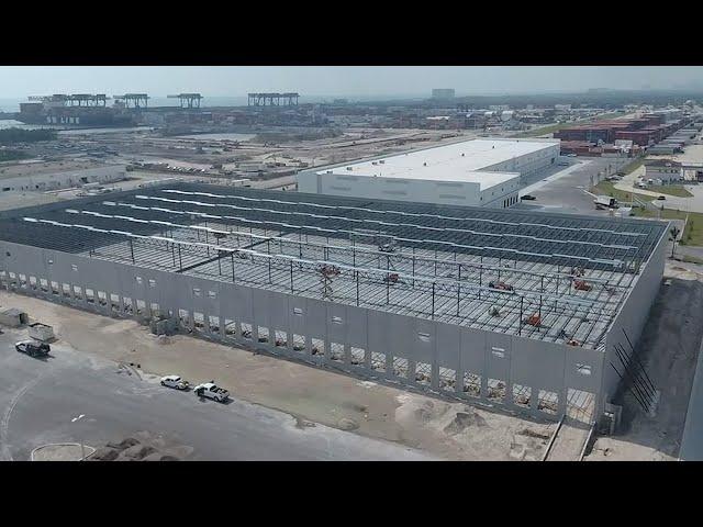 CenterPoint Port Everglades International Logistics Center Construction Progress