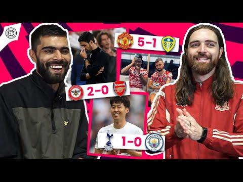 THE RETURN OF BETTER THAN ARTETA!   Premier League Pisstake