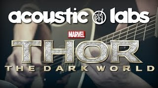 Thor - The Dark World - Brian Tyler - Alvarez Guitars