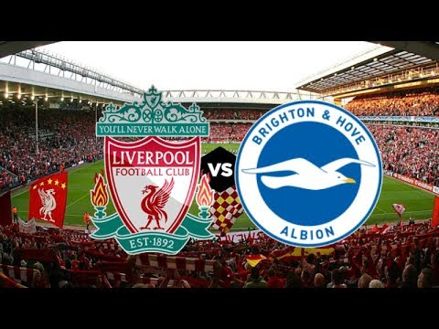 Liverpool vs Brighton - Premier League |Highlights & Full Match - Pes 2019 |Game Pc