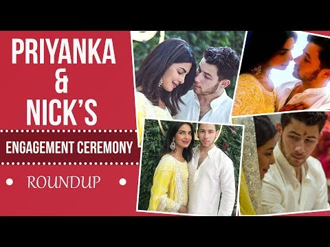 Priyanka Chopra & Nick Jonas's Roka and Engagement Ceremony Roundup | Bollywood | Pinkvilla