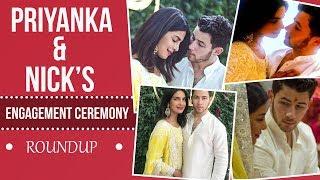 Priyanka Chopra & Nick Jonas's Roka and Engagement Ceremony Roundup | Bollywood | Pinkvilla