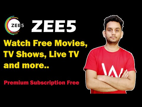 ZEE5 Premium Subscription Free | How To Activate ZEE5 Subscription