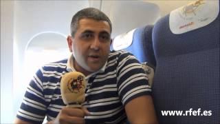 Entrevista con Zurab Pololikashvili, embajador de Georgia en España