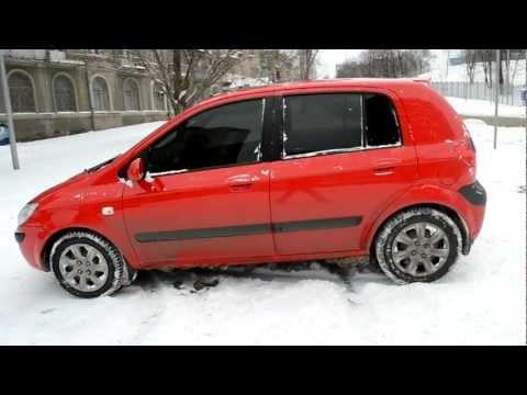 Секонд тест Hyundai Getz 1.4