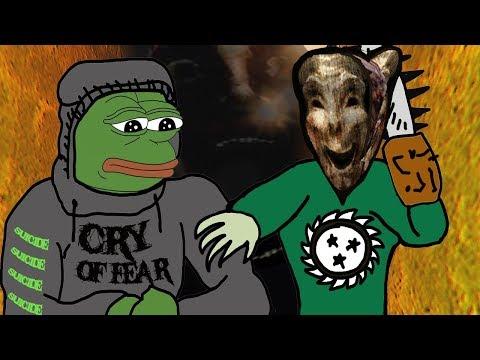 ▼CRY OF FEAR сюжет и концовка