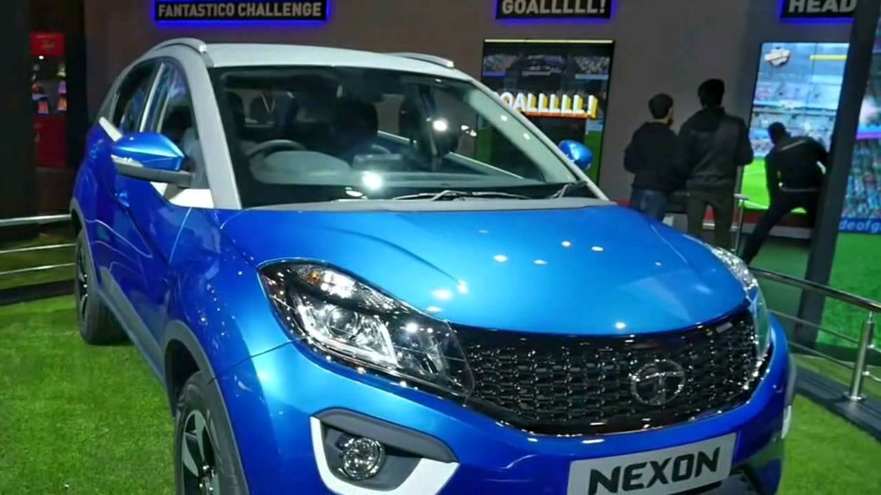 Tata Nexon Suv Interior Exterior Review Best Tata Suv