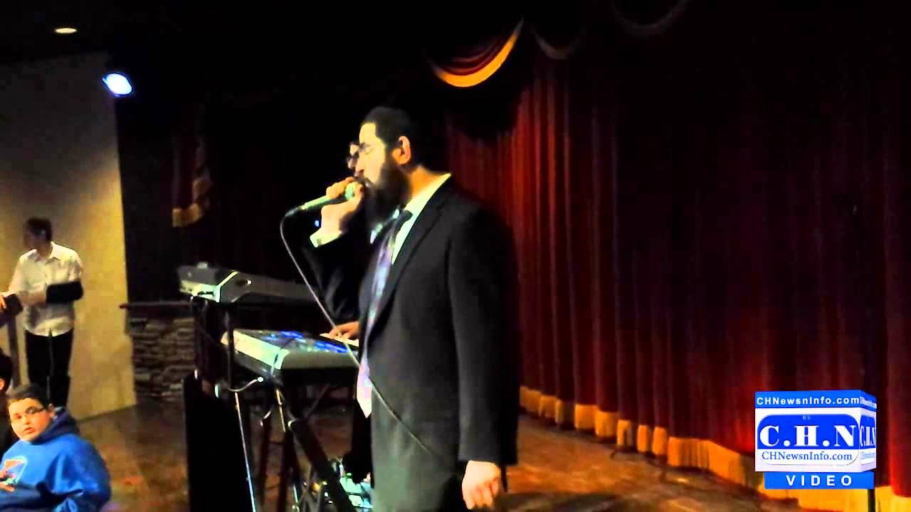 Benny Friedman Sings 'Yesh Tikvah'